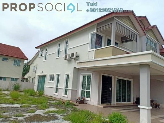 Semi-Detached For Sale in Bandar Seri Botani, Ipoh Freehold Unfurnished 4R/3B 659k