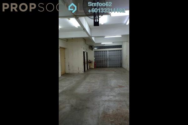 Shop For Rent in Taman Setapak Indah, Setapak Freehold Unfurnished 0R/0B 3.8k