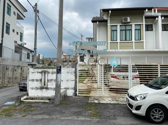 Terrace For Sale in Taman Puncak Saujana, Kajang Freehold Unfurnished 4R/3B 780k
