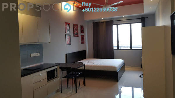 Serviced Residence For Sale in Icon City, Petaling Jaya Freehold Fully Furnished 2R/2B 510k