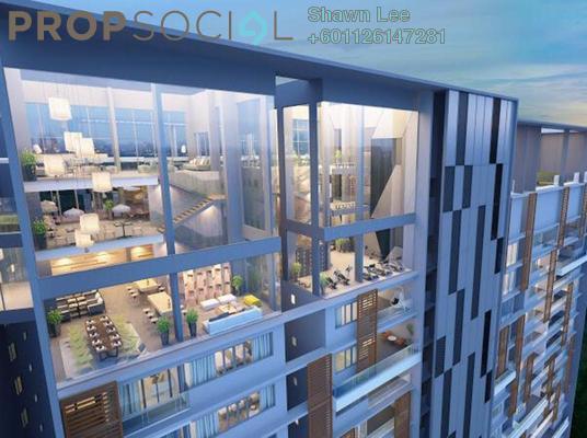 Condominium For Sale in Bennington Residences, Setapak Freehold Semi Furnished 4R/3B 800k