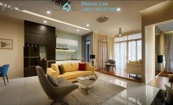 Condominium For Sale in Bennington Residences, Setapak Freehold Semi Furnished 4R/3B 784k