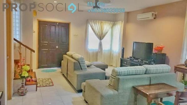 Semi-Detached For Sale in Kemuning Greenhills, Kota Kemuning Freehold Semi Furnished 4R/3B 850k