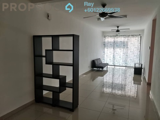 Condominium For Rent in KL Palace Court, Kuchai Lama Freehold Semi Furnished 3R/2B 1.6k