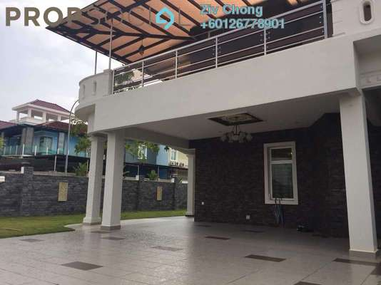 Semi-Detached For Sale in Taman Pulai Flora, Skudai Freehold Semi Furnished 4R/4B 1.5m