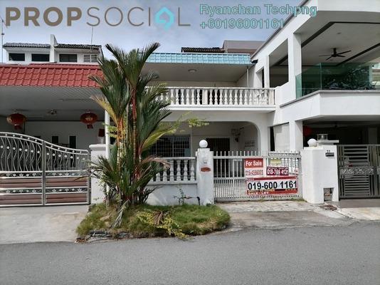 Terrace For Sale in Taman Kota Permai, Bukit Mertajam Freehold Semi Furnished 4R/3B 450k