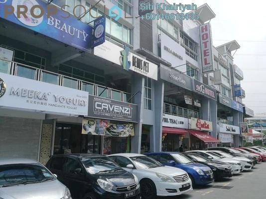 Shop For Sale in Metro Genting Klang, Setapak Freehold Semi Furnished 0R/0B 550k