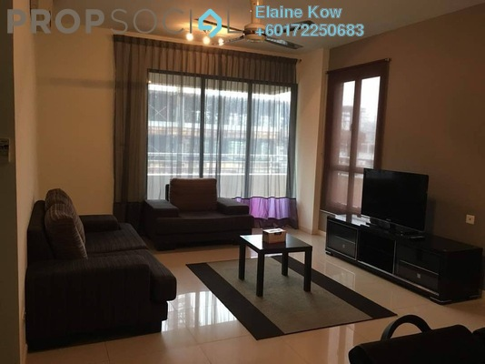 Condominium For Sale in Casa Kiara II, Mont Kiara Freehold Fully Furnished 3R/3B 860k