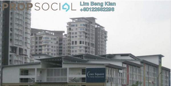 Condominium For Sale in Cova Square, Kota Damansara Freehold Fully Furnished 1R/1B 298k