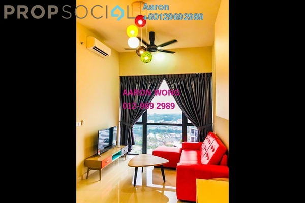 Serviced Residence For Rent in Third Avenue, Cyberjaya Freehold Fully Furnished 1R/1B 1.45k