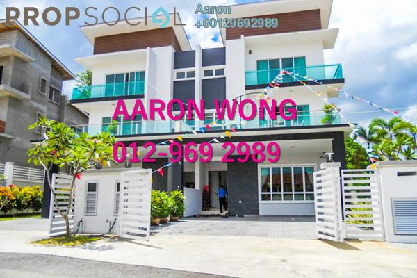 Semi-Detached For Sale in Taman Serendah Utama, Serendah Freehold Semi Furnished 6R/5B 780k