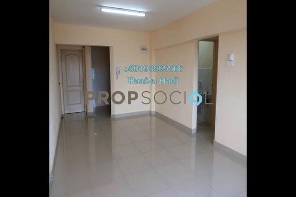 Condominium For Sale in Sentul Utama Condominium, Sentul Freehold Semi Furnished 3R/2B 360k