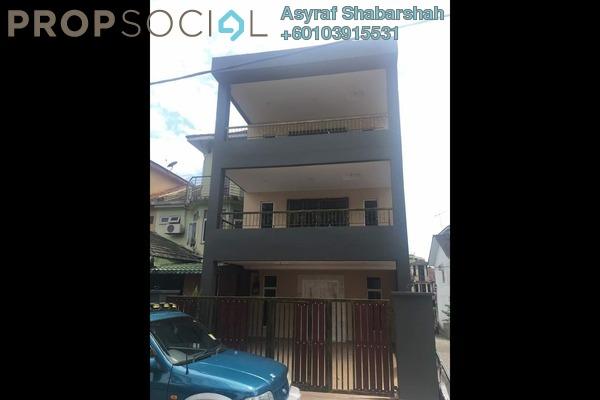Terrace For Sale in Taman Bukit Mewah, Bukit Antarabangsa Freehold Fully Furnished 4R/5B 1.15m