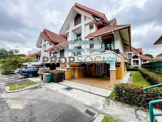 Terrace For Sale in Precinct 18, Putrajaya Freehold Unfurnished 5R/4B 1.09m