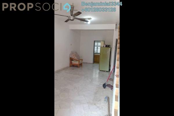 Terrace For Rent in Taman Selayang Jaya, Selayang Freehold Unfurnished 3R/2B 1k
