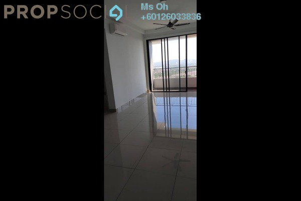 Condominium For Rent in D'Aman Residences, Puchong Freehold Semi Furnished 3R/2B 1.1k