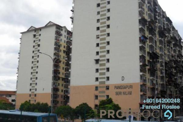 Apartment For Sale in Tara, Ampang Hilir Freehold Semi Furnished 3R/2B 150k