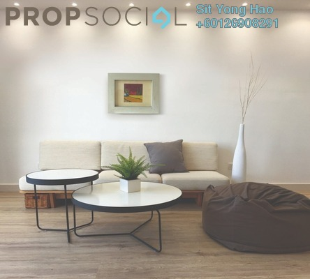 Condominium For Rent in Taman Mutiara Barat, Cheras Freehold Fully Furnished 2R/1B 2.4k