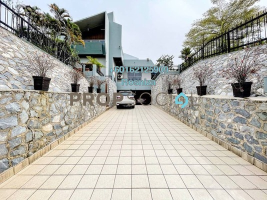 Bungalow For Sale in Seksyen 1, Bandar Baru Bangi Leasehold Unfurnished 6R/5B 2.6m
