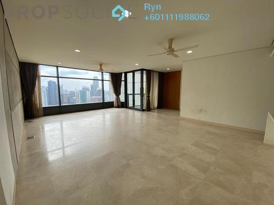 Condominium For Rent in The Troika, KLCC Freehold Semi Furnished 4R/4B 8k