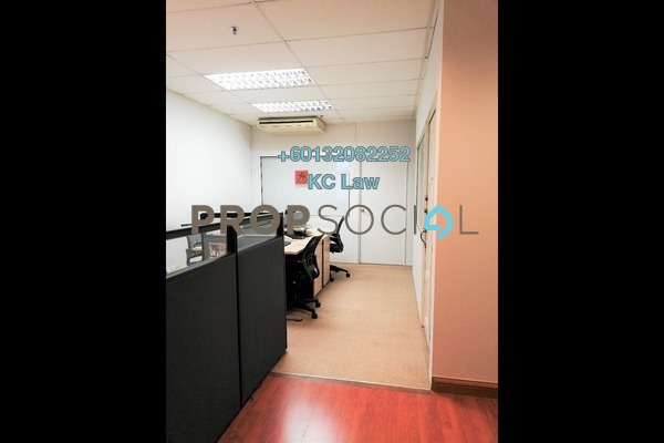 Office For Rent in Damansara Intan, Petaling Jaya Freehold Semi Furnished 2R/1B 2k