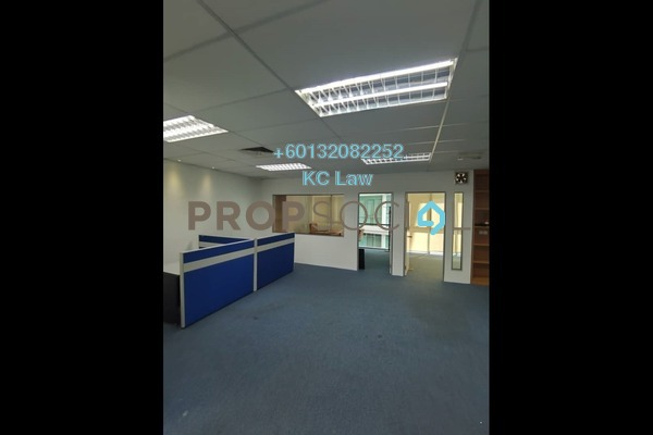 Office For Rent in Southgate, Sungai Besi Freehold Fully Furnished 0R/0B 2.8k
