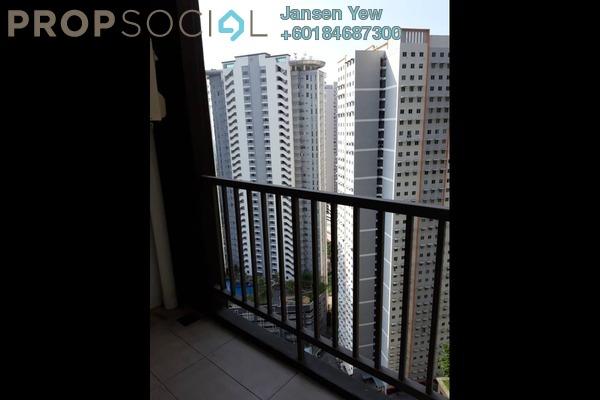 Condominium For Sale in TRI Pinnacle, Tanjung Tokong Freehold Semi Furnished 3R/2B 470k