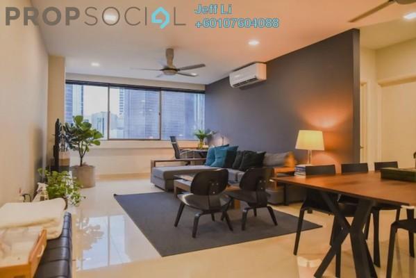 Condominium For Sale in Cyberia SmartHomes, Cyberjaya Freehold Semi Furnished 2R/2B 320k