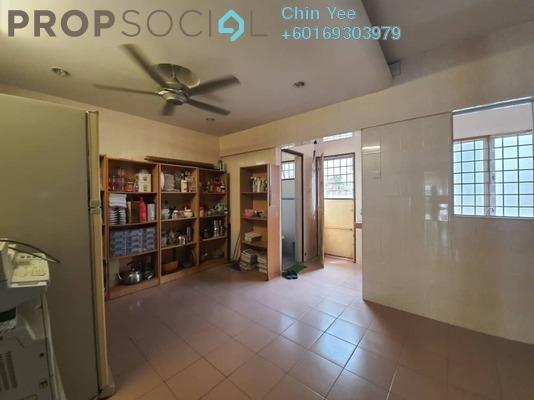 Terrace For Sale in Section 6, Bandar Mahkota Cheras Freehold Unfurnished 4R/2B 447k