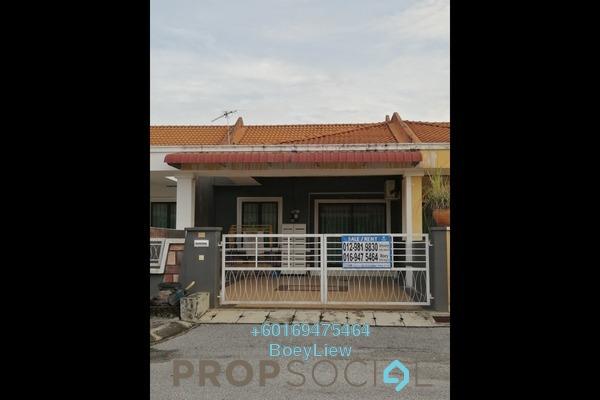 Terrace For Sale in Bandar Seri Botani, Ipoh Freehold Unfurnished 3R/2B 290k