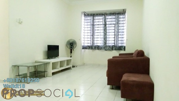 Apartment For Rent in Nusa Perdana Serviced Apartment, Iskandar Puteri (Nusajaya) Freehold Fully Furnished 3R/2B 1k