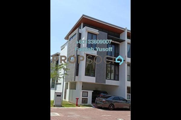 Villa For Sale in Symphony Hills, Cyberjaya Freehold Unfurnished 4R/5B 1.2m