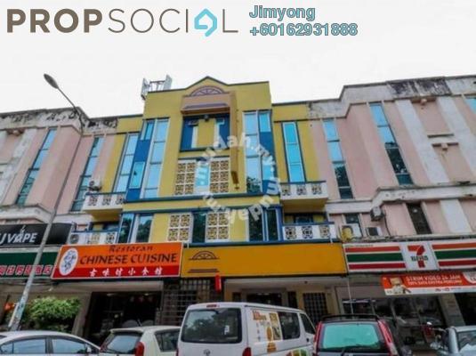 Office For Rent in Medan Putra Business Centre, Bandar Menjalara Freehold Semi Furnished 1R/1B 1.3k