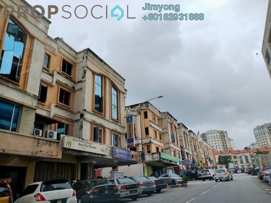 Office For Rent in Medan Putra Business Centre, Bandar Menjalara Freehold Semi Furnished 2R/1B 900translationmissing:en.pricing.unit