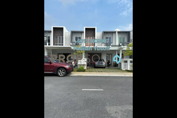 Terrace For Rent in Casa View Cybersouth, Cyberjaya Freehold Semi Furnished 4R/3B 1.6k