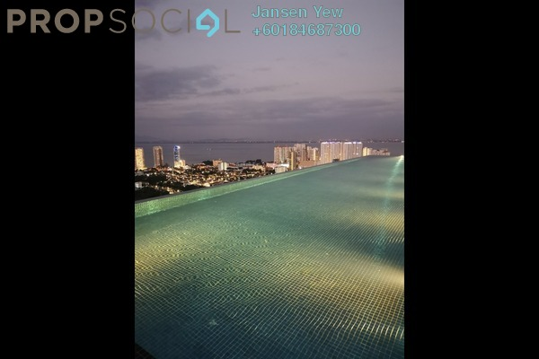Condominium For Sale in TRI Pinnacle, Tanjung Tokong Freehold Fully Furnished 3R/2B 468k