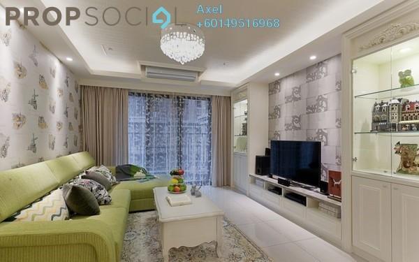 Condominium For Sale in Taman Wahyu, Jalan Ipoh Freehold Semi Furnished 3R/2B 639k