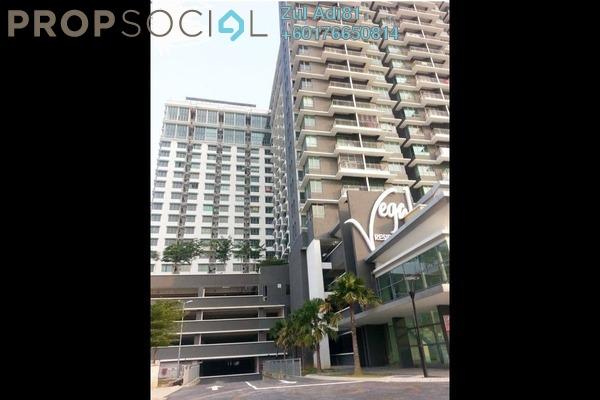 Condominium For Sale in Vega Residensi, Cyberjaya Freehold Unfurnished 2R/2B 425k