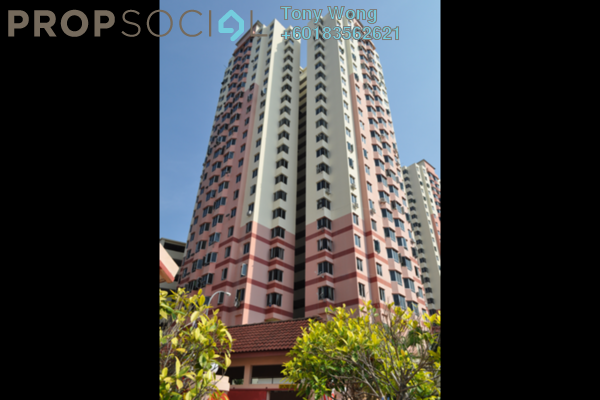 Condominium For Rent in Kingfisher Series, Green Lane Freehold Fully Furnished 3R/2B 1.1k