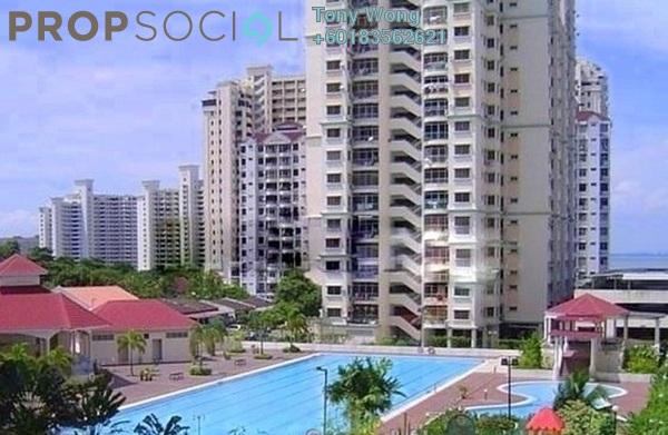 Condominium For Rent in Taman Kristal, Tanjung Tokong Freehold Fully Furnished 4R/2B 1k