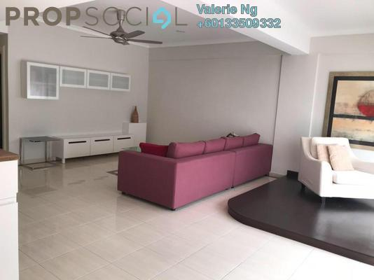 Serviced Residence For Rent in Megan Ambassy, Ampang Hilir Freehold Fully Furnished 3R/2B 4k