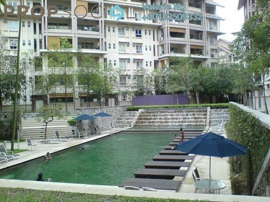 Condominium For Rent in Seri Maya, Setiawangsa Freehold Fully Furnished 3R/2B 2.5k