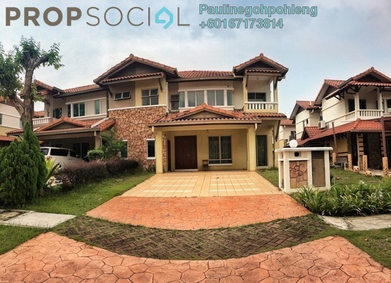 Condominium For Rent in Setia Eco Park, Setia Alam Freehold Fully Furnished 6R/5B 4k