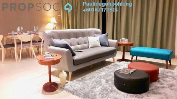 Condominium For Rent in Verde, Ara Damansara Freehold Fully Furnished 3R/2B 4.2k