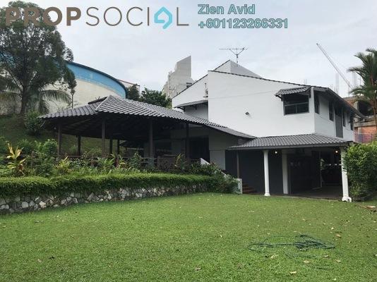 Bungalow For Sale in Bukit Bandaraya, Bangsar Freehold Semi Furnished 6R/5B 6.8m