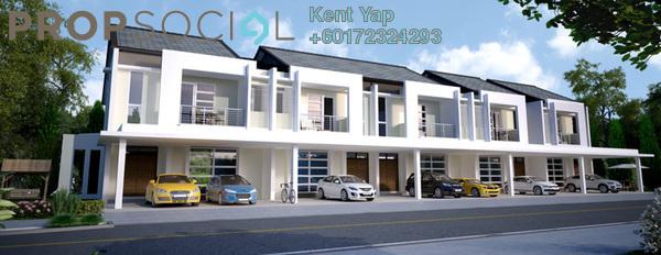 Terrace For Sale in Kajang 2, Kajang Leasehold Unfurnished 4R/3B 359k
