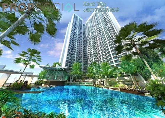 Condominium For Sale in Kepong Ulu, Kepong Freehold Unfurnished 3R/3B 390k
