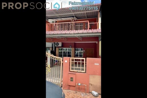 Terrace For Sale in Taman Pandan Ria 2, Ampang Freehold Unfurnished 4R/3B 850k