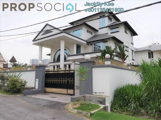 Bungalow For Sale in Taman Desa Seputeh, Seputeh Freehold Fully Furnished 8R/8B 6m