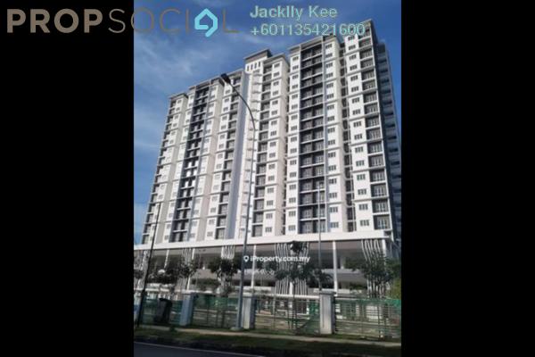 Condominium For Rent in Residensi Rimbunan Petaling, Sri Petaling Freehold Semi Furnished 3R/2B 1.2k